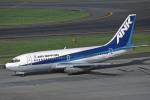 Gambardierさんが、羽田空港で撮影したエアーニッポン 737-281/Advの航空フォト(写真)