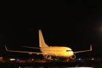さちやちさんが、長崎空港で撮影したケイマン諸島企業所有 737-7JB BBJの航空フォト(写真)
