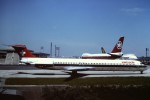 tassさんが、パリ シャルル・ド・ゴール国際空港で撮影したスイス航空 MD-81 (DC-9-81)の航空フォト(写真)