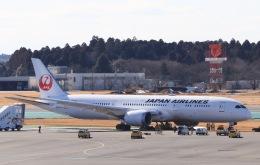 TKK744さんが、成田国際空港で撮影した日本航空 787-9の航空フォト(飛行機 写真・画像)