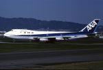ITM58さんが、伊丹空港で撮影した全日空 747SR-81の航空フォト(写真)