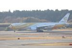 OS52さんが、成田国際空港で撮影したノックスクート 777-212/ERの航空フォト(写真)