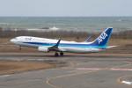 Koenig117さんが、新潟空港で撮影した全日空 737-881の航空フォト(写真)