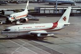 tassさんが、パリ オルリー空港で撮影したアルジェリア航空 737-2D6C/Advの航空フォト(飛行機 写真・画像)