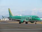 ONOさんが、名古屋飛行場で撮影したフジドリームエアラインズ ERJ-170-100 SU (ERJ-170SU)の航空フォト(写真)