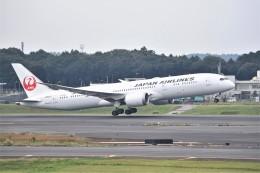 kumagorouさんが、成田国際空港で撮影した日本航空 787-9の航空フォト(写真)