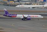 tsubameさんが、香港国際空港で撮影した香港エクスプレス A321-231の航空フォト(写真)