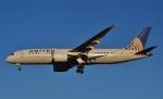 鉄バスさんが、成田国際空港で撮影したユナイテッド航空 787-8 Dreamlinerの航空フォト(写真)