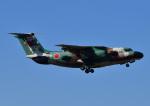 じーく。さんが、茨城空港で撮影した航空自衛隊 EC-1の航空フォト(写真)