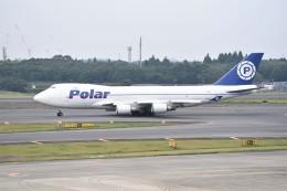 kumagorouさんが、成田国際空港で撮影したポーラーエアカーゴ 747-46NF/SCDの航空フォト(写真)