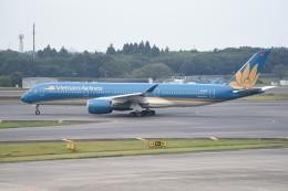 kumagorouさんが、成田国際空港で撮影したベトナム航空 A350-941の航空フォト(飛行機 写真・画像)