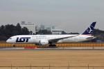 YASKYさんが、成田国際空港で撮影したLOTポーランド航空 787-9の航空フォト(写真)