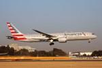 YASKYさんが、成田国際空港で撮影したアメリカン航空 787-9の航空フォト(写真)