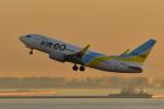 sshzeさんが、羽田空港で撮影したAIR DO 737-781の航空フォト(写真)