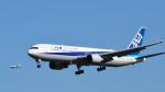 パンダさんが、成田国際空港で撮影した全日空 767-381/ERの航空フォト(飛行機 写真・画像)