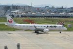 kuro2059さんが、福岡空港で撮影したジェイ・エア ERJ-190-100(ERJ-190STD)の航空フォト(写真)