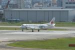 kuro2059さんが、福岡空港で撮影した日本エアコミューター 340Bの航空フォト(写真)