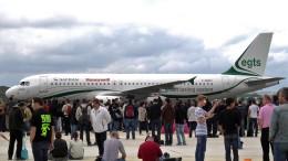 westtowerさんが、ル・ブールジェ空港で撮影したスネクマ A320-212の航空フォト(飛行機 写真・画像)