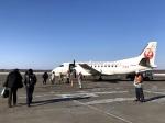 さとうさんが、釧路空港で撮影した北海道エアシステム 340B/Plusの航空フォト(写真)