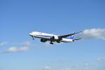 やす!さんが、成田国際空港で撮影した全日空 777-381/ERの航空フォト(写真)