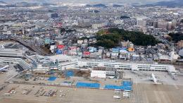ららぞうさんが、福岡空港で撮影した日本航空 767-346/ERの航空フォト(写真)
