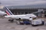 ユウイチ22さんが、パリ シャルル・ド・ゴール国際空港で撮影したエールフランス航空 A318-111の航空フォト(写真)