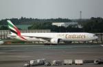 Wasawasa-isaoさんが、成田国際空港で撮影したエミレーツ航空 777-36N/ERの航空フォト(写真)