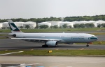 Wasawasa-isaoさんが、成田国際空港で撮影したキャセイパシフィック航空 A330-342の航空フォト(写真)