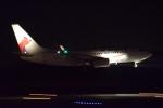 木人さんが、成田国際空港で撮影したニューギニア航空 737-7L9の航空フォト(写真)