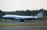 Wasawasa-isaoさんが、成田国際空港で撮影したユナイテッド航空 747-422の航空フォト(写真)