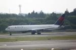 Wasawasa-isaoさんが、成田国際空港で撮影したデルタ航空 767-332/ERの航空フォト(写真)
