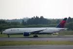 Wasawasa-isaoさんが、成田国際空港で撮影したデルタ航空 777-232/LRの航空フォト(写真)