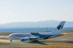 we love kixさんが、関西国際空港で撮影したマレーシア航空 A380-841の航空フォト(写真)