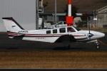 MOR1(新アカウント)さんが、八尾空港で撮影した朝日航空 Baron G58の航空フォト(写真)