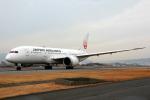 きつねさんが、伊丹空港で撮影した日本航空 787-8 Dreamlinerの航空フォト(写真)