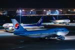 ミソカツさんが、羽田空港で撮影した大韓航空 747-4B5の航空フォト(写真)