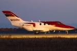 MOR1(新アカウント)さんが、神戸空港で撮影したuntitled HA-420の航空フォト(写真)
