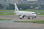 amagoさんが、台北松山空港で撮影した中国個人所有 A318-112 CJ Eliteの航空フォト(写真)