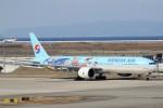 ドラパチさんが、関西国際空港で撮影した大韓航空 777-3B5/ERの航空フォト(写真)