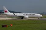 delawakaさんが、那覇空港で撮影した日本航空 737-846の航空フォト(写真)