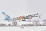 delawakaさんが、旭川空港で撮影したAIR DO 767-381の航空フォト(飛行機 写真・画像)