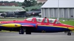 westtowerさんが、ル・ブールジェ空港で撮影したPatrouille Tranchant CM.170R Magisterの航空フォト(写真)