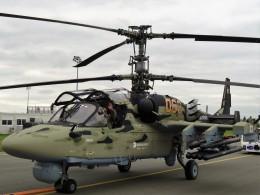 westtowerさんが、ル・ブールジェ空港で撮影したロシア空軍 Ka-52の航空フォト(飛行機 写真・画像)