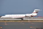 れんしさんが、北九州空港で撮影したマークプラン・チャーター Gulfstream G650 (G-VI)の航空フォト(写真)