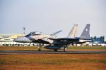 デデゴンさんが、新田原基地で撮影した航空自衛隊 F-15DJ Eagleの航空フォト(写真)