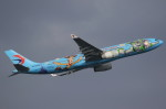 VIPERさんが、羽田空港で撮影した中国東方航空 A330-343Xの航空フォト(写真)