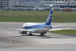 kuro2059さんが、福岡空港で撮影したANAウイングス 737-5L9の航空フォト(写真)
