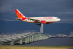 BENKIMAN-ENLさんが、関西国際空港で撮影したエア・インディア A310-304の航空フォト(写真)