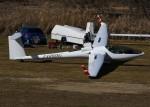 とびたさんが、真壁滑空場で撮影した日本個人所有 DG-800/808の航空フォト(写真)