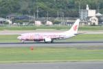 kuro2059さんが、福岡空港で撮影した中国国際航空 737-86Nの航空フォト(写真)